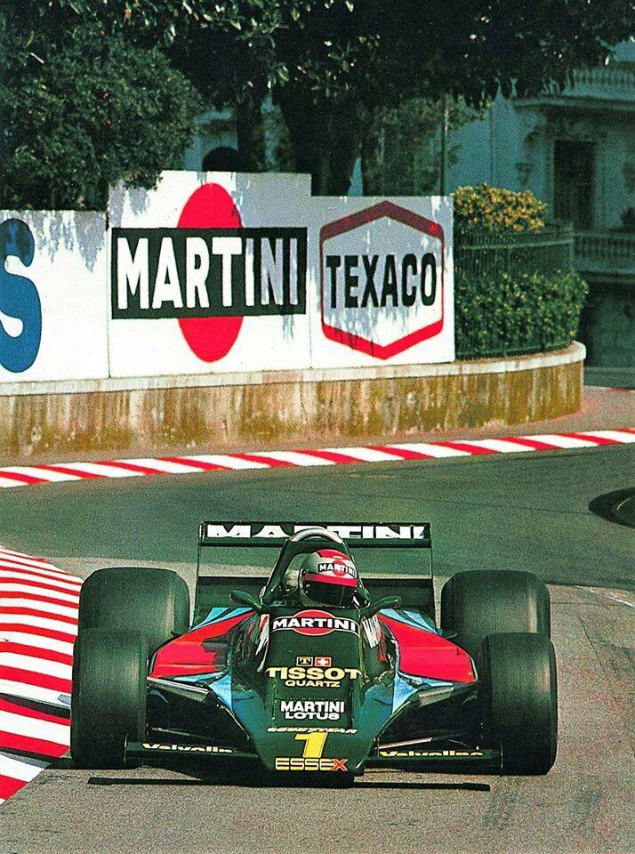 Martini Mario Formula Um Automobilismo Fotos