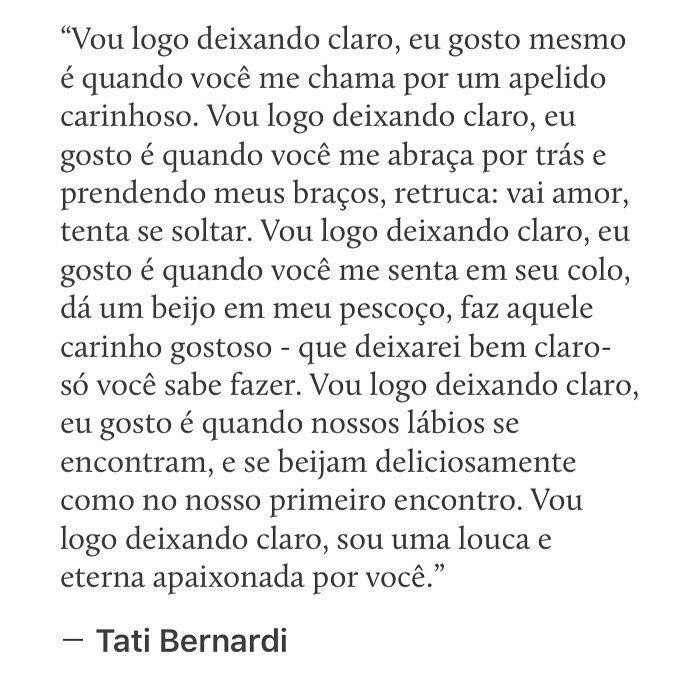 ~Tati Bernardi ✨🌻