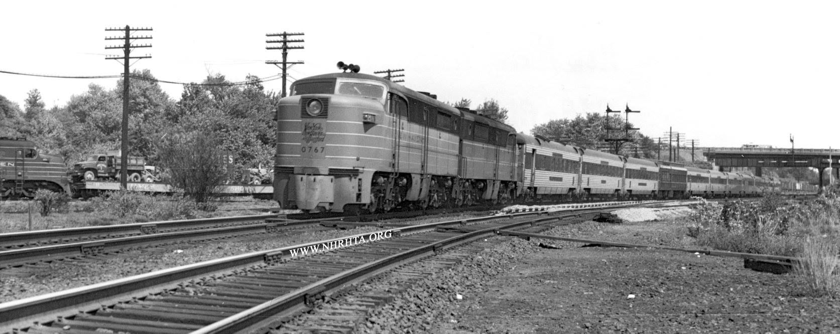 New haven pa1 0767 a class der3a and built by alco