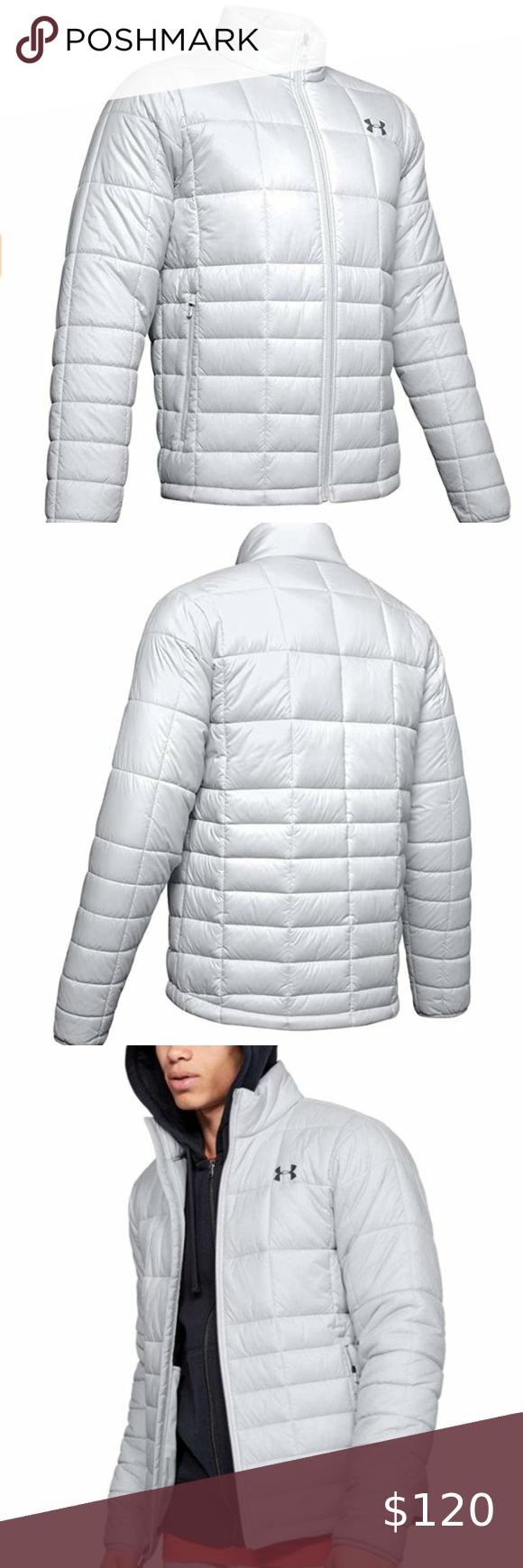 Under Armour Storm Insulated Puffer Jacket Men Xxl Puffer Jacket Men Jackets Puffer Jackets [ 1740 x 580 Pixel ]
