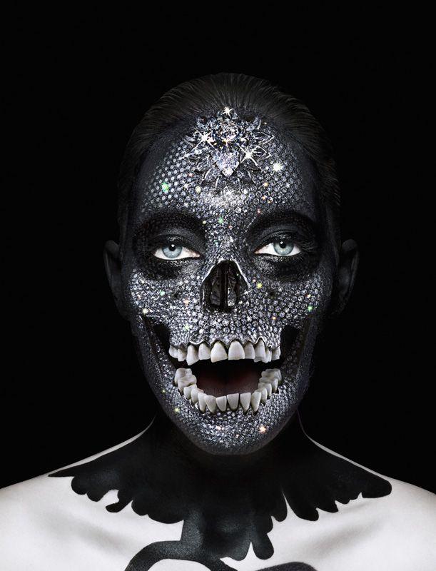 Myths, Monsters & Legends Portrait Fashion by Rankin