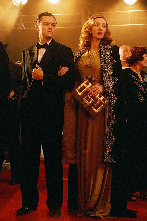 Leonardo DiCaprio and Cate Blanchett - The Aviator