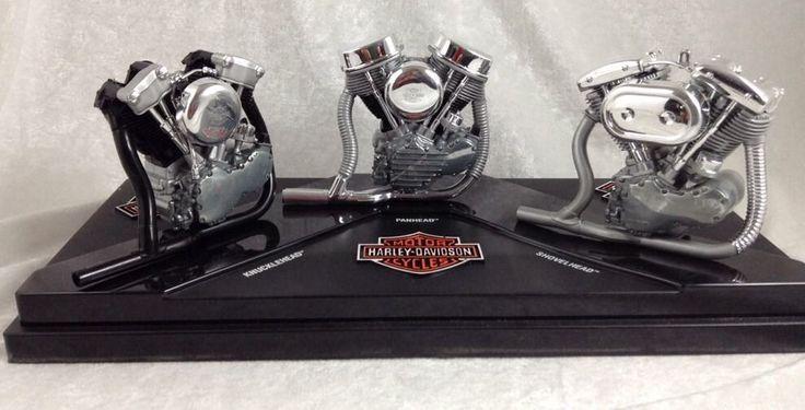 Ertl Harley-Davidson Engine Models
