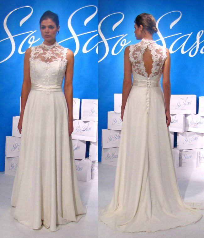 12 Year Old Designs Second Best Selling Wedding Dress for So Sassi ...
