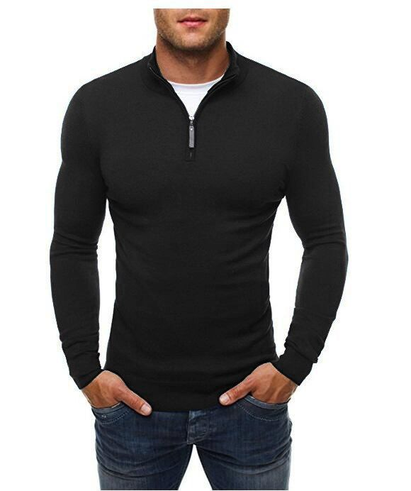 Der Reißverschluss Hoodie Männer der neuen Männer Sweatshirt