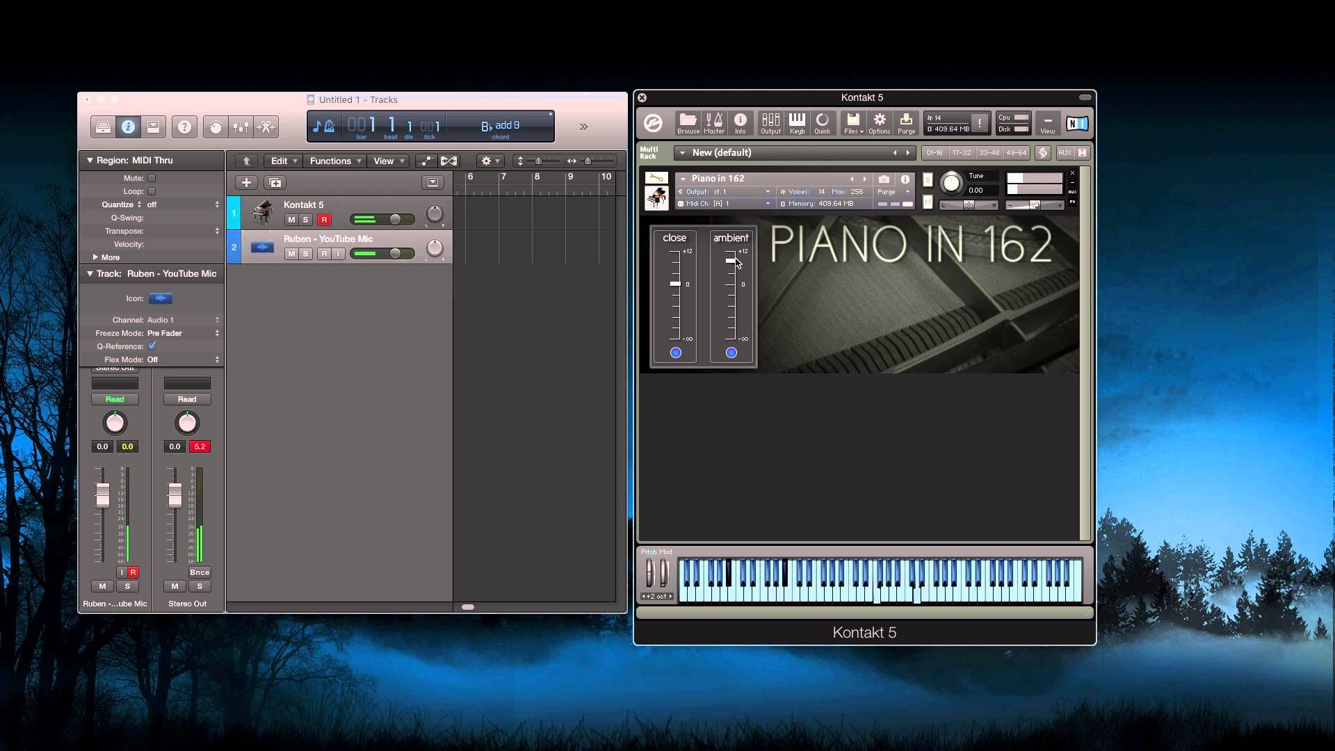 Friends, if you own the FULL version of Kontakt, I highly