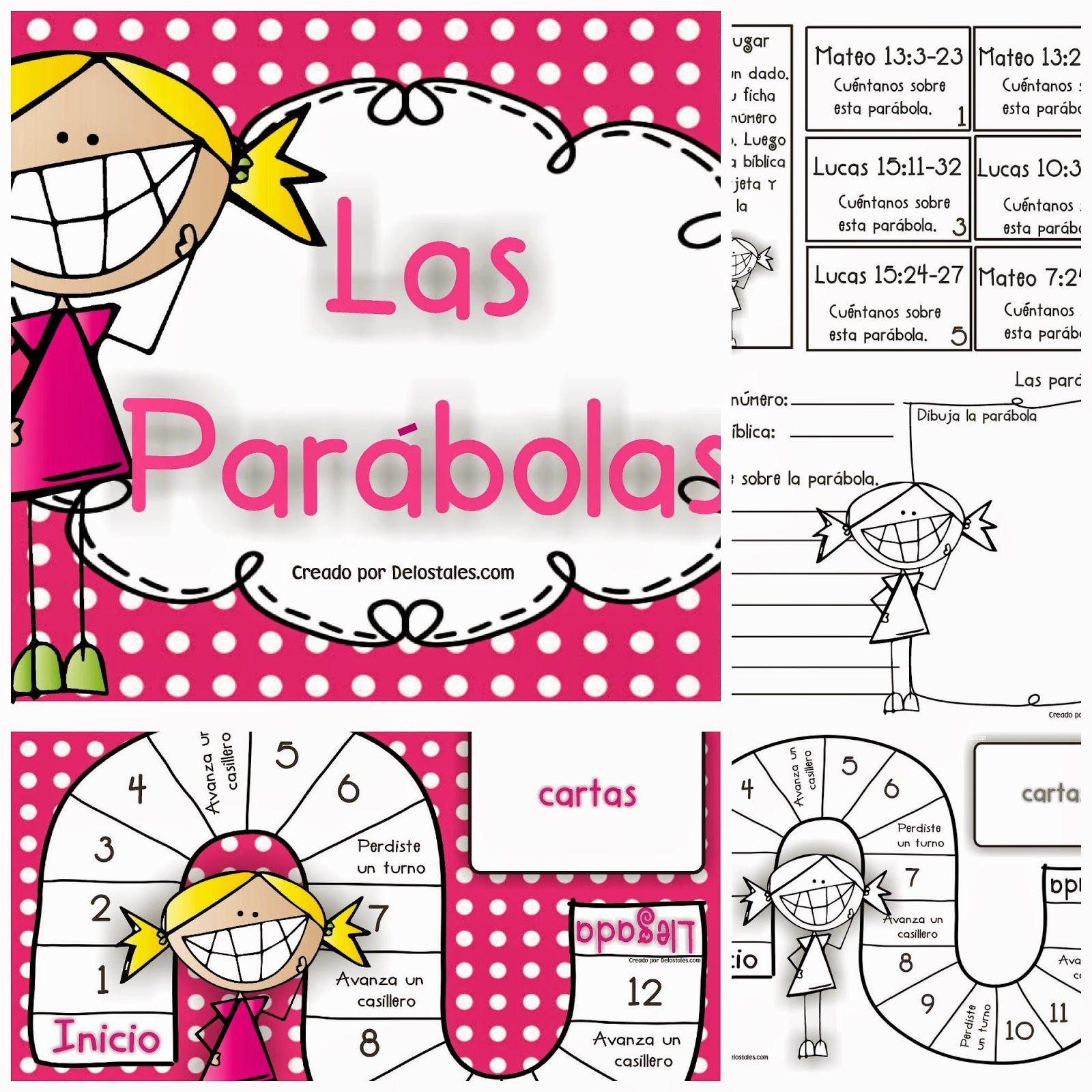 Pin De Karina Rodriguez En Actividades Biblicas Para Ninos
