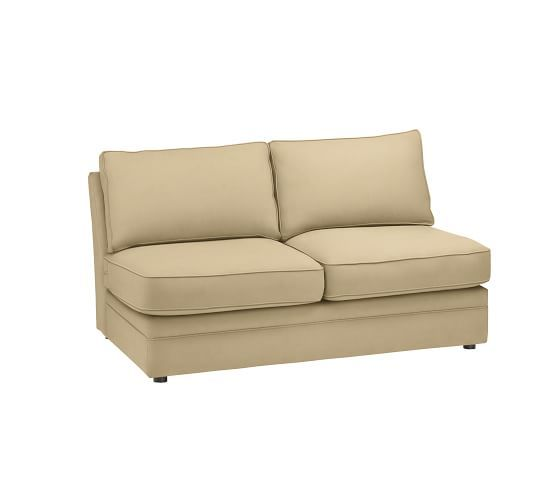 Build Your Own - Pearce Sectional Components   Pottery Barn