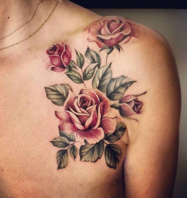 Pretty Roses Tatted Ideas Pinterest Tattoos Rose Tattoos And Pretty Tattoos Tatuagens Belas Tatuagens Bonitas Tatuagem No Dedo