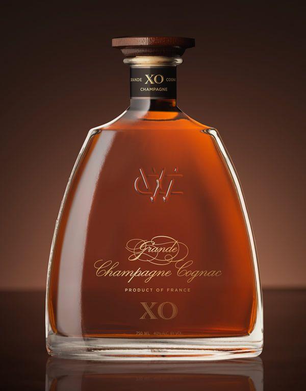 CF Napa Brand Design - Charles Woodson Cognac - CF Napa