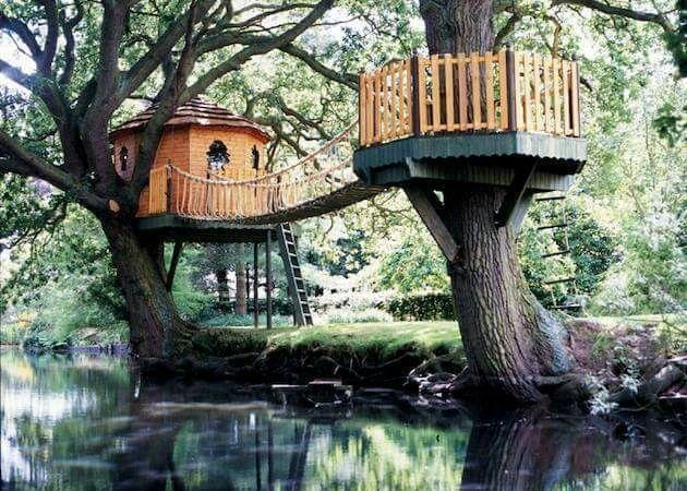 Casa sobre Árvore