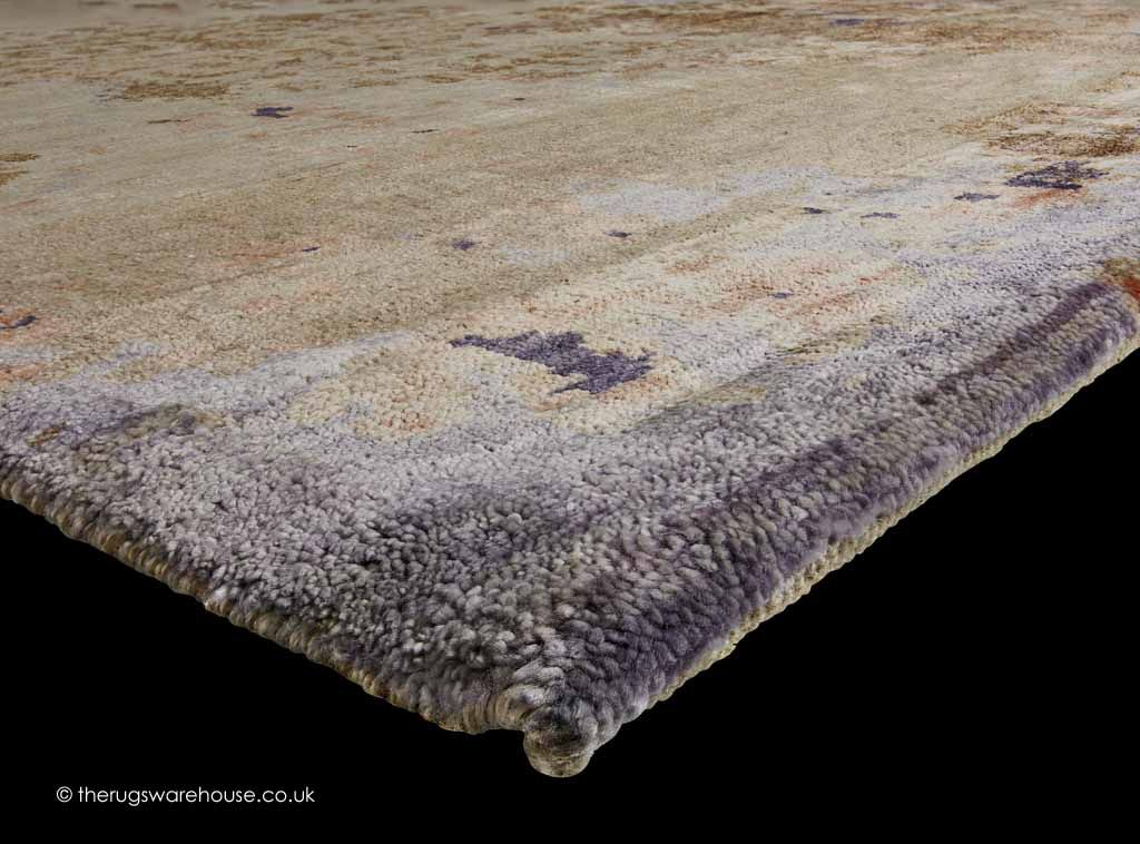 modern rug texture. Dolcevita Pearl Rug (texture Close Up), A Luxurious Hand-knotted Modern Texture