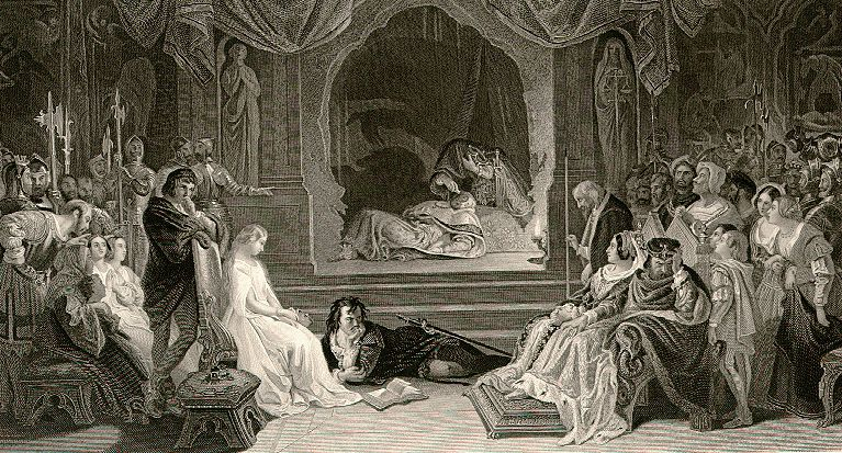 summary hamlet act v scene i Hamlet in modern english: act 5, scene 1: in a graveyard just outside the walls of elsinore two gravediggers were starting a new job one of them confessed himself to be puzzled by the circumstances.