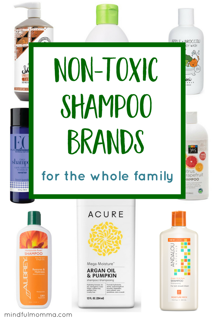 Best NonToxic Shampoo Brands For Everyone In The Family