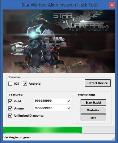 how to hack star warfare