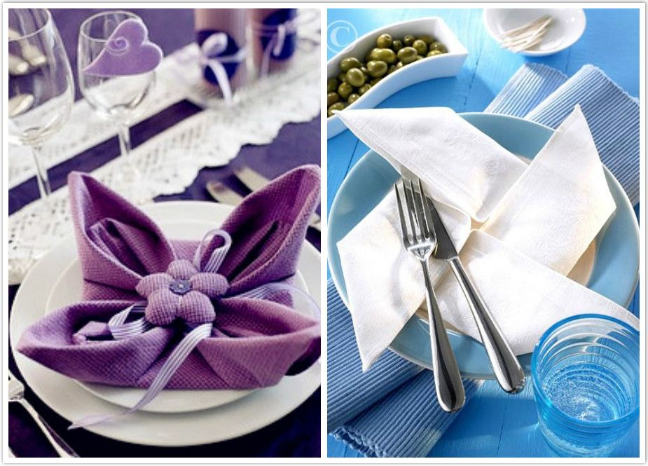 How to Fold a Pinwheel | The rosette napkin fold is a cute way to show off a napkin. Do you ...