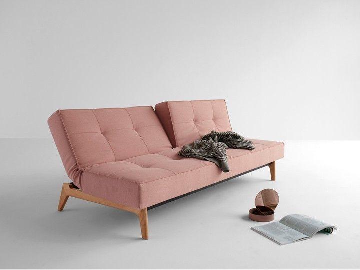 SPLITBACK EIK Gästebett Wohnzimmer Design by Per Weiss 2011 Ein - wohnzimmer weis pink
