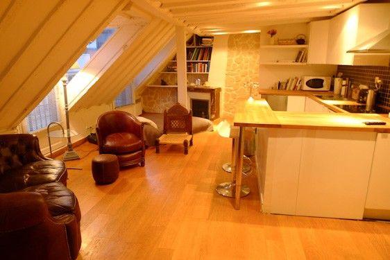 BYP-550 - Furnished 1 bedroom apartment for rent , 50 m² Rue du Pas de la Mule, Paris 4, 1950 €/M - 1000 €/W