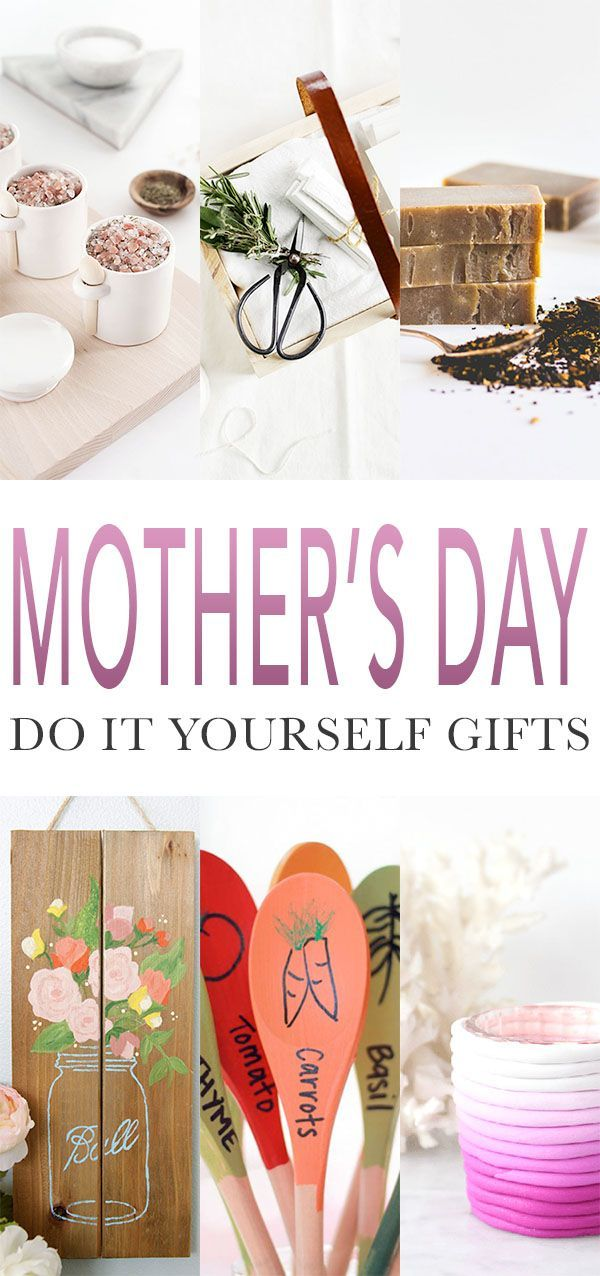 Mothers day diy gifts fun diy starter kit and gift awesome diy gift ideas for mothers day solutioingenieria Gallery
