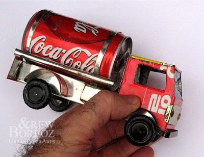 Soda Can Model Soda Can Crafts Aluminum Can Crafts Coke Can Crafts
