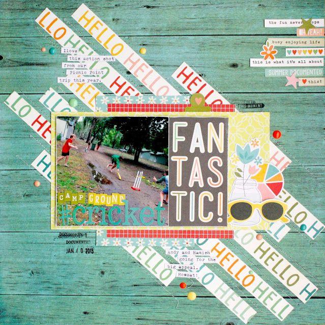 Fantastic! Summer Vibes - Simple Stories