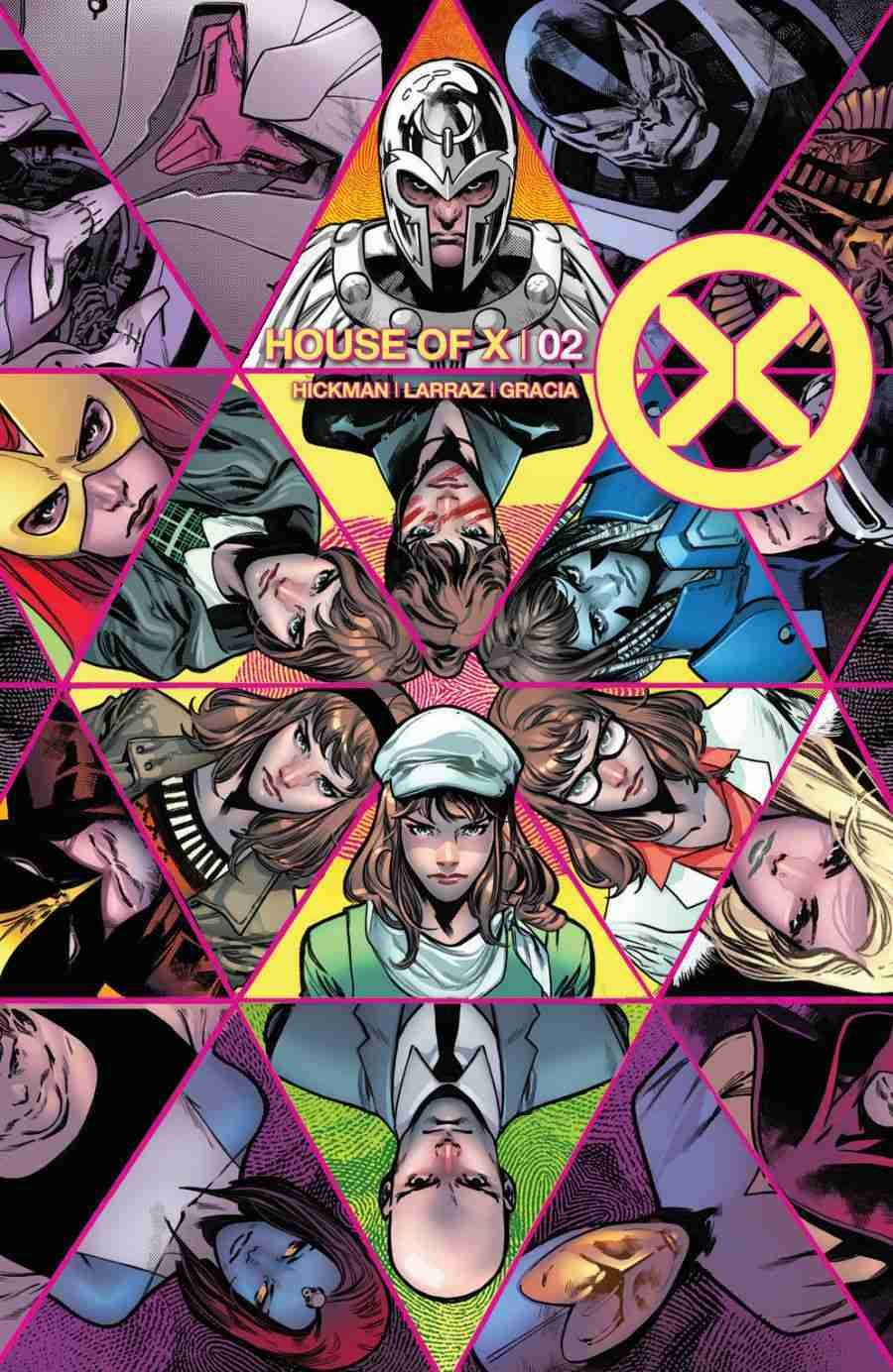 Marvel And Jonathan Hickman Unveil Plans For Whole New Era Of X Men X Men Marvel Comics Comics