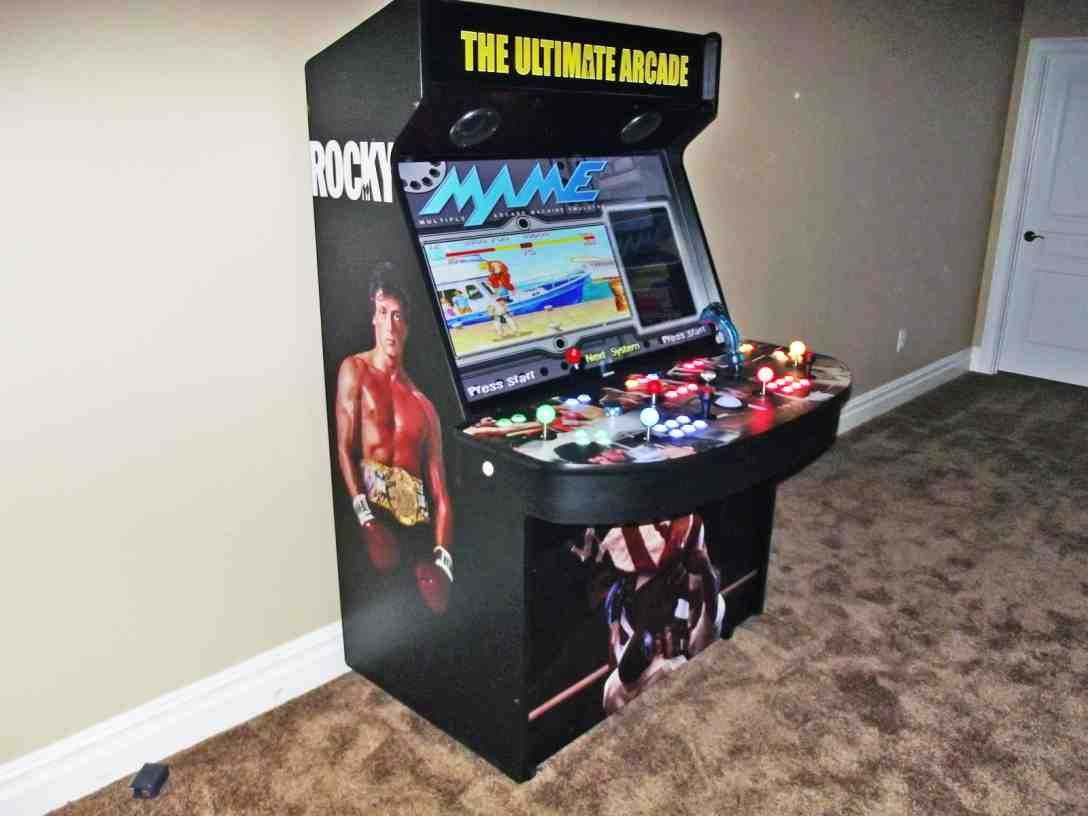 Admirable Mame Cabinet For Sale Best Mame Cabinet Arcade Games Download Free Architecture Designs Remcamadebymaigaardcom