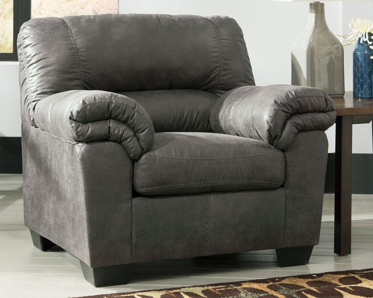 Bladen Chair Slate Ashley Furniture Sofas
