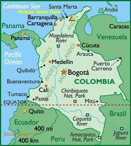 Columbia Map South America Colombia map   Bing Images | Places I've been | Pinterest  Columbia Map South America