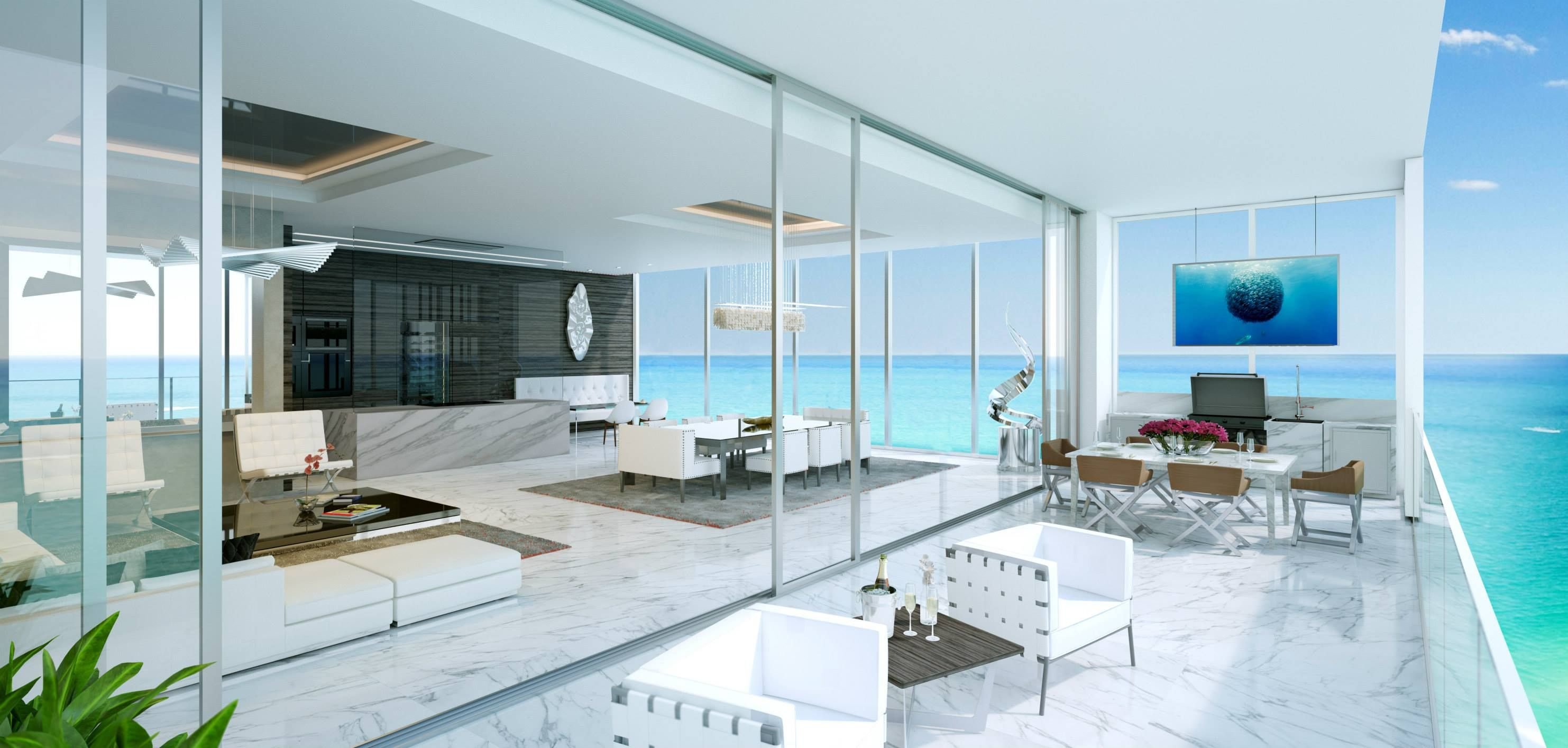 New Renderings Of Muse Sunny Isles Released   DESIGN - 01 ...