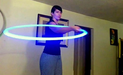 The Continuous Fold with Autumn Mosley | hooping.org