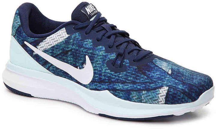 Nike Women's In Season TR 7 Printed Training Shoe - Women's