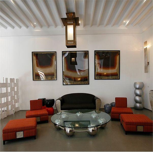 Custom Moroccan Living Room Furniture. | Luxury Moroccan Furniture ...