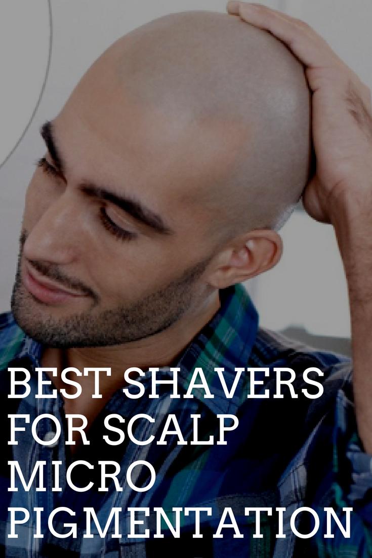 That blog head man shaved