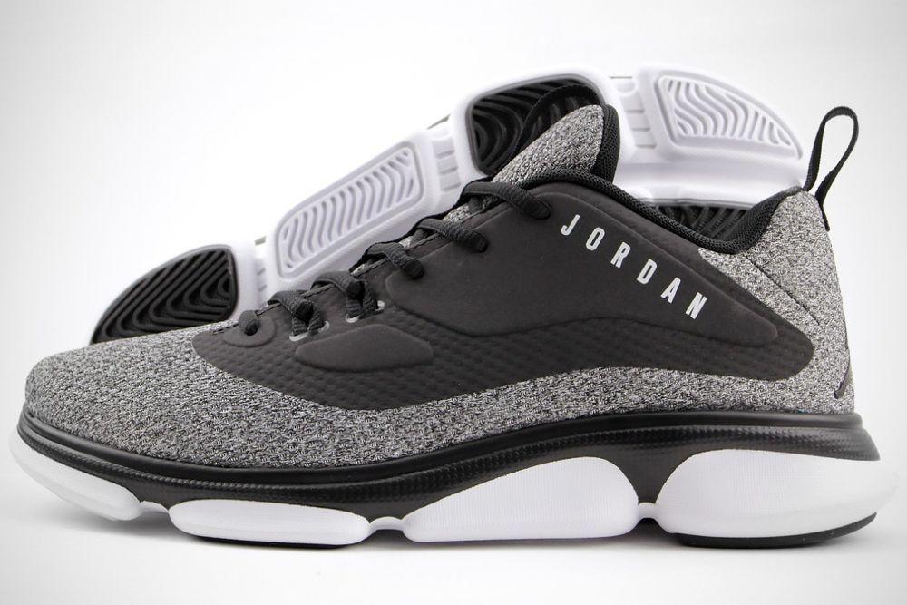 Air Jordan Impact Training Shoes Black Grey Gray 854289 002 New ...