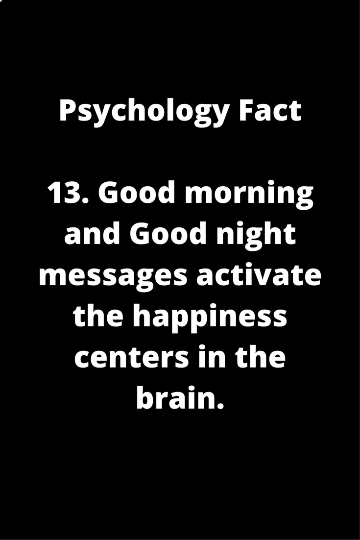 Psychological Facts About People | www.pixshark.com ...