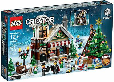 LEGO Winter Toy Shop 10249 New Christmas Creator NIB Sealed HTF #afflink Contain…