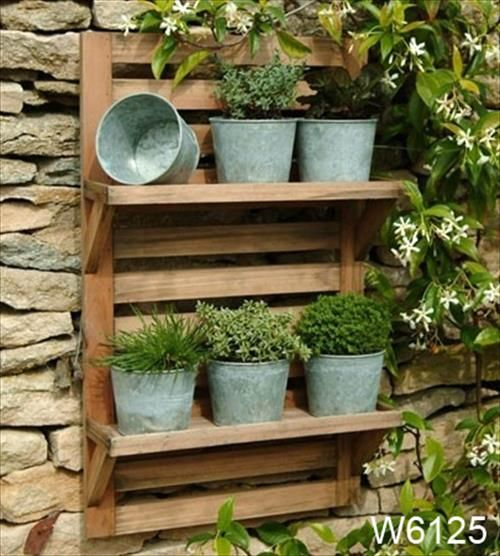 Beautiful 15 DIY Wooden Pallet Shelves