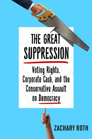 The Great Suppression Book Cover Picture