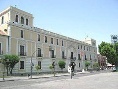 Valladolid - Palacio Real.
