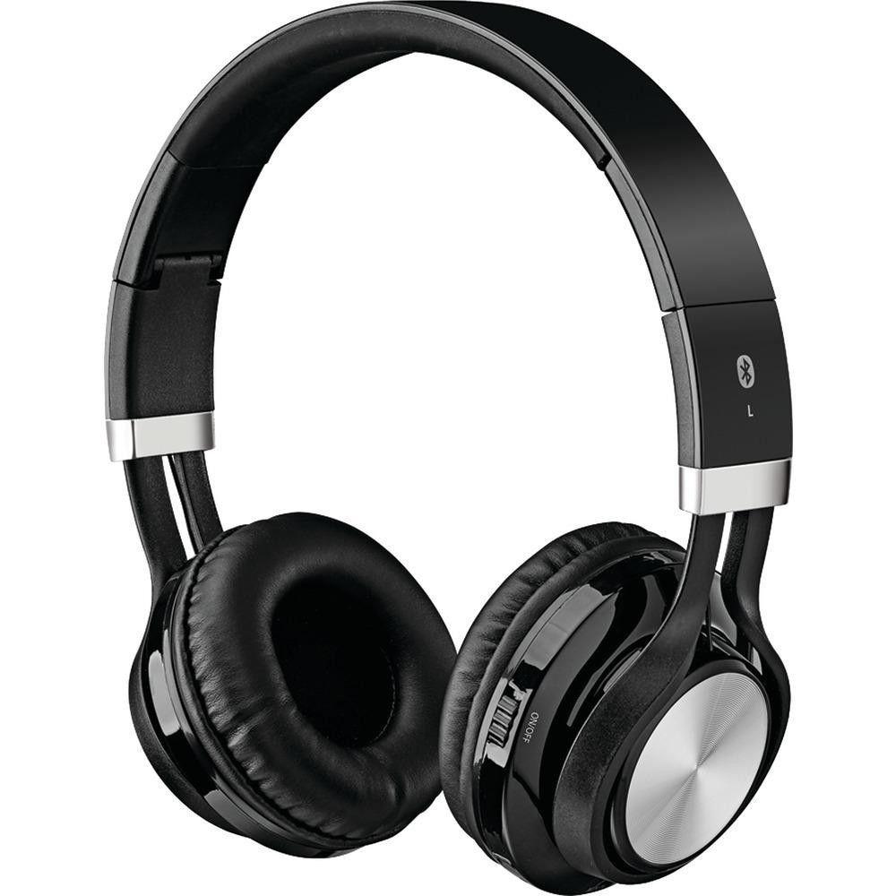 ILIVE IAHB56B Bluetooth(R) Headphones with Microphone