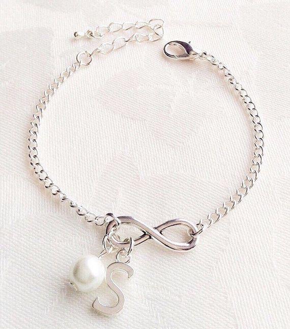 Personalised Bracelet Bridesmaid