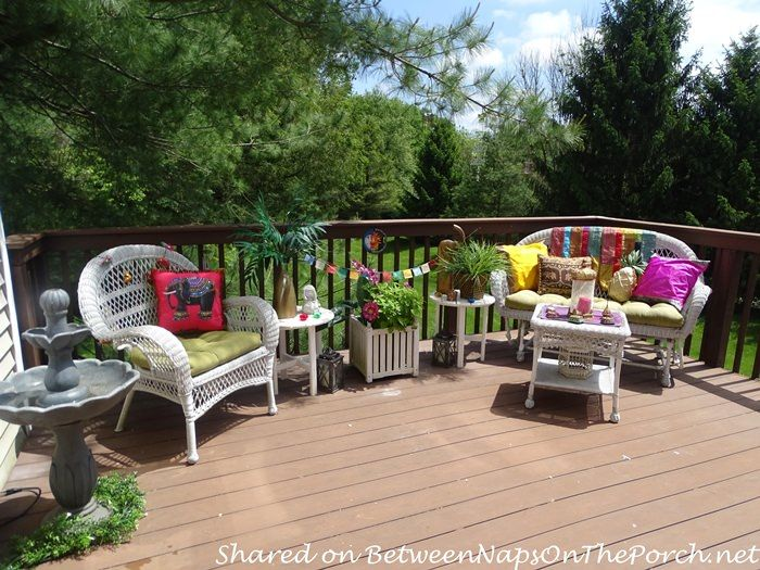 Ruth S Summer Backyard Oasis This Year S Theme Is Bollywood In 2020 Summer Backyard Summer Outdoor Decor Backyard Oasis