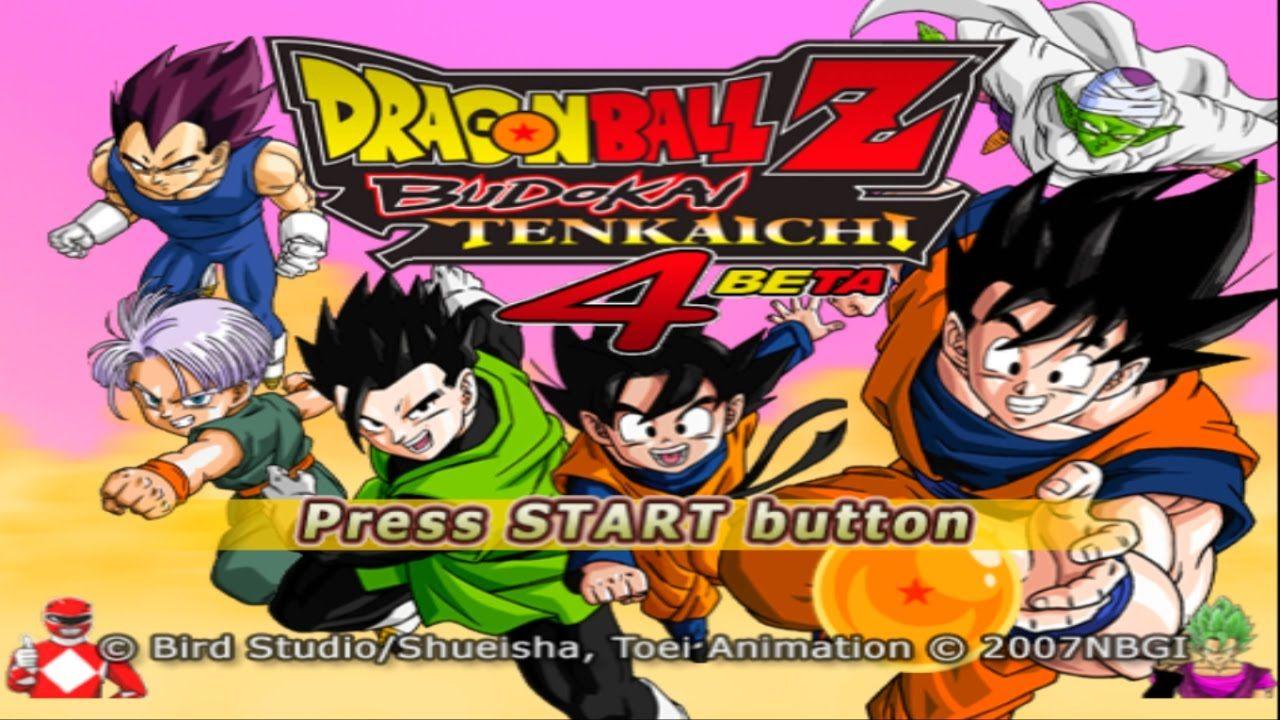 Dragon Ball Z Budokai Tenkaichi 4 (Beta) | Videos in 2019
