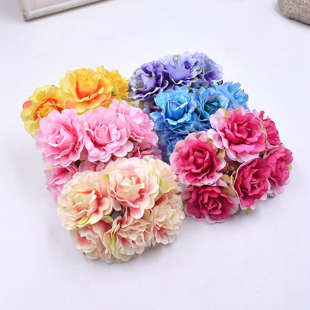 Cheap Artificial Peony Flower Buy Quality Flowers For Directly From