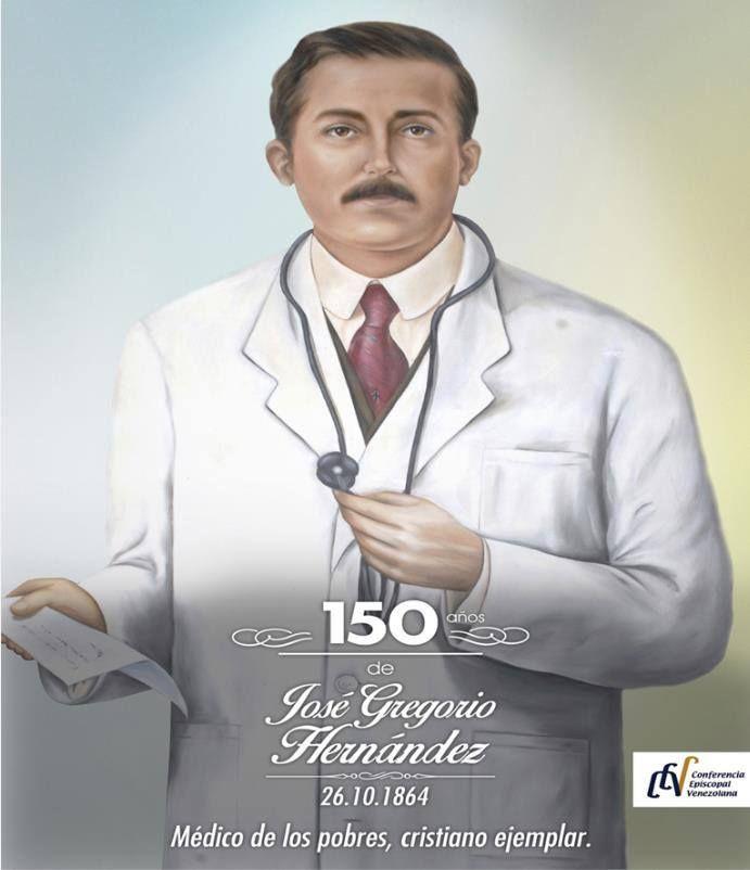 Apoyamos A La Causa De Beatificacion Hernandez Jose Doctor