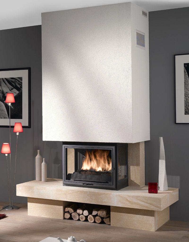 insert dans chemin e dakkapel pinterest chemin e en. Black Bedroom Furniture Sets. Home Design Ideas