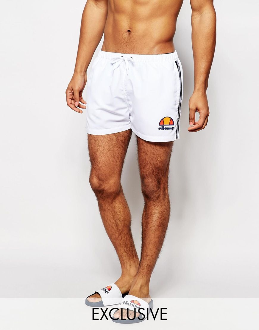 Ellesse Logo Swim Shorts Exclusive to ASOS
