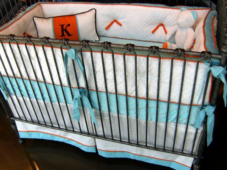 baby bedding for boys | baby boy bedding option | Oh Baby