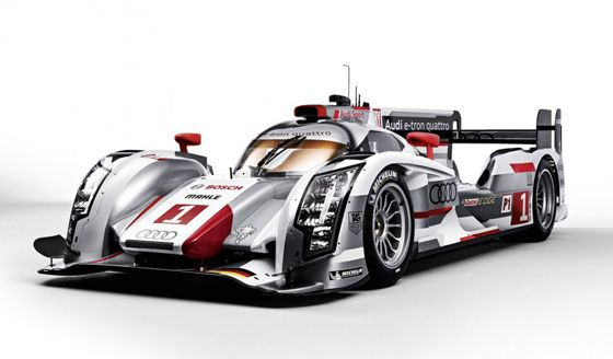Audi Turns Racing Success into Advanced Technology for ...